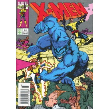 39953 X - Men 64 (1994) Editora Abril