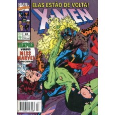 39958 X - Men 67 (1994) Editora Abril