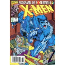 39960 X - Men 69 (1994) Editora Abril