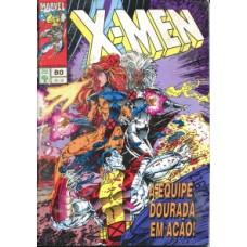 39972 X - Men 80 (1995) Editora Abril