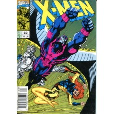39975 X - Men 83 (1995) Editora Abril