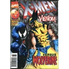 39981 X - Men 89 (1996) Editora Abril