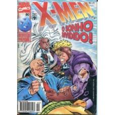 39982 X - Men 90 (1996) Editora Abril