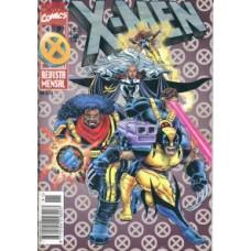 39983 X - Men 91 (1996) Editora Abril