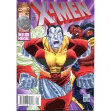 39984 X - Men 92 (1996) Editora Abril