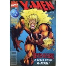 39987 X - Men 95 (1996) Editora Abril