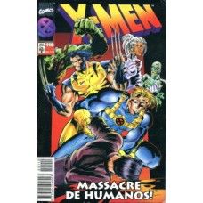 40001 X - Men 110 (1997) Editora Abril