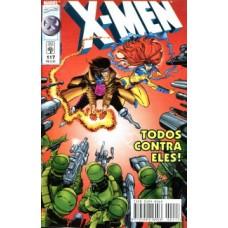 40004 X - Men 117 (1998) Editora Abril