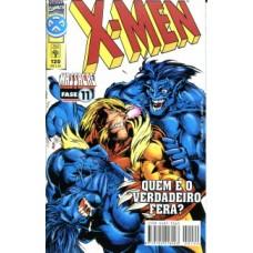 40007 X - Men 120 (1998) Editora Abril