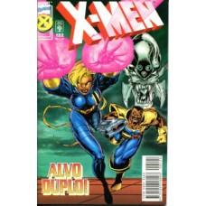 40009 X - Men 122 (1998) Editora Abril
