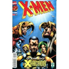 40012 X - Men 125 (1999) Editora Abril