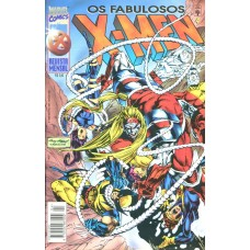 Os Fabulosos X - Men 4 (1996)