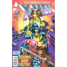 Os Fabulosos X - Men 5 (1996)