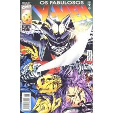 Os Fabulosos X - Men 6 (1996)