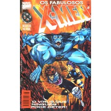 Os Fabulosos X - Men 8 (1996)