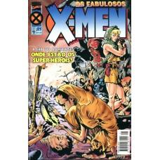 Os Fabulosos X - Men 21 (1997)