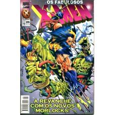Os Fabulosos X - Men 25 (1998)