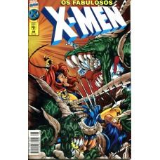 Os Fabulosos X - Men 28 (1998)