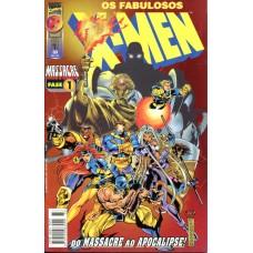 Os Fabulosos X - Men 33 (1998)