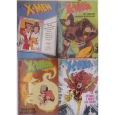 X - Men 1 2 3 4 (1988)