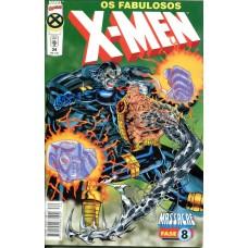 Os Fabulosos X - Men 34 (1998)