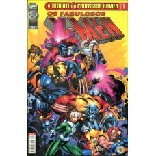 Os Fabulosos X - Men 51 (2000)