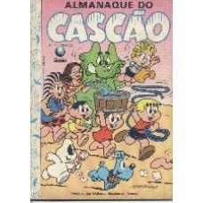 24334 Almanaque do Cascão 10 (1990) Editora Globo
