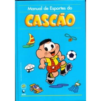 37888 Manual de Esportes do Cascão (2001) Editora Globo