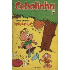 25892 Cebolinha 21 (1974) Editora Abril