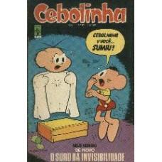 25899 Cebolinha 32 (1975) Editora Abril