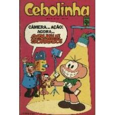 25910 Cebolinha 45 (1976) Editora Abril