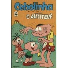 25920 Cebolinha 60 (1977) Editora Abril