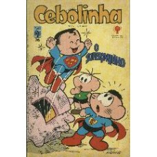 25930 Cebolinha 76 (1979) Editora Abril