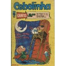 25935 Cebolinha 82 (1979) Editora Abril