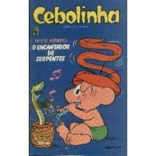 27063 Cebolinha 23 (1974) Editora Abril
