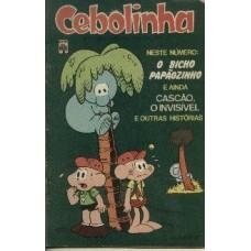 31557 Cebolinha 16 (1974) Editora Abril