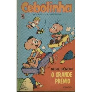 31558 Cebolinha 20 (1974) Editora Abril