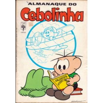 34815 Almanaque do Cebolinha 8 (1986) Editora Abril