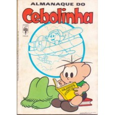 37801 Almanaque do Cebolinha 8 (1986) Editora Abril