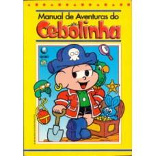 37887 Manual de Aventuras do Cebolinha (1997) Editora Globo