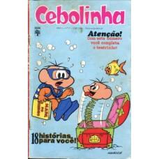 38648 Cebolinha 2 (1973) Editora Abril