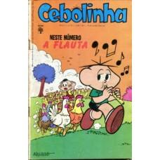 38653 Cebolinha 6 (1973) Editora Abril