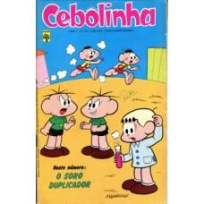 38659 Cebolinha 12 (1973) Editora Abril
