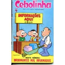38662 Cebolinha 14 (1974) Editora Abril