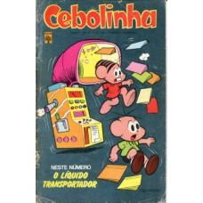 38667 Cebolinha 19 (1974) Editora Abril