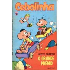 38668 Cebolinha 20 (1974) Editora Abril