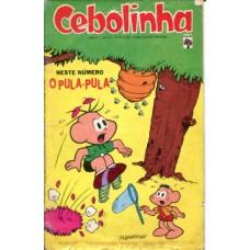 38669 Cebolinha 21 (1974) Editora Abril