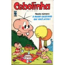 38680 Cebolinha 33 (1975) Editora Abril
