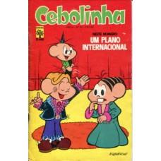 38681 Cebolinha 34 (1975) Editora Abril