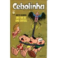 38683 Cebolinha 36 (1975) Editora Abril